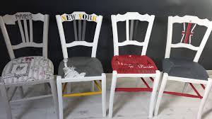 chaises paill es relooker chaise en bois attrayant chaise bois comment