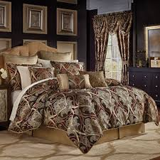 Jcpenney Bed Set Croscill Classics Royal Red Comforter Set U0026 Accessories Jcpenney