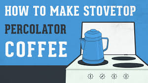 How To Grind Coffee Without A Coffee Grinder How To Make Stovetop Percolator Coffee