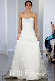 oscar de la renta lace wedding dress oscar de la renta wedding dresses 2017 bridal fashion