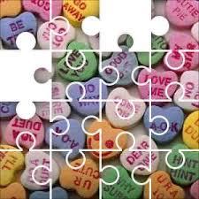Valentine Candy Wholesale Valentine Candy Hearts Jigsaw Puzzle Jigzone Com