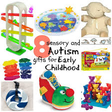 8 gifts for children with autism and sensory processing disorders