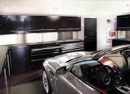 elatar living design garage decoration large and high ceiling car garage design painted with
