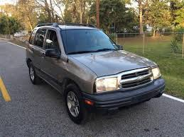 2003 chevrolet tracker 4dr hardtop 2wd suv for sale in houston tx