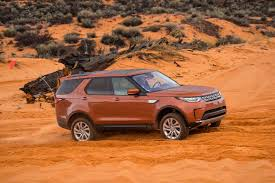 orange land rover discovery land rover offers new travel adventures featuring discovery suv