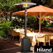 Patio Table Heaters Buy The Exclusive Hiland Premium Series Heaters Only At