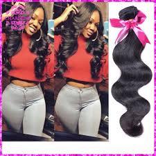 body wave vs loose wave hair extension malaysian body wave 6a unprocessed virgin hair bundles 100 human