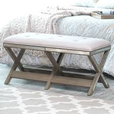 Ottoman Synonym Decoration King Size Bed Bench