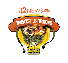 Donate Leftover Halloween Candy by 2016 Treats For Troops 12news Com