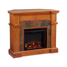 boston loft furnishings larsmont electric fireplace with