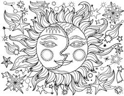 solutions sun moon coloring pages layout shishita