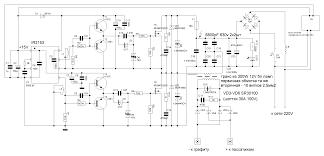 inverter welding machine circuit diagram pdf circuit and