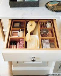 kitchen drawer storage ideas 25 bathroom organizers martha stewart