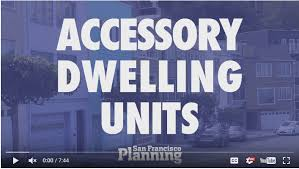 Accessory Dwelling Unit Plans Accessory Dwelling Units Planning Department