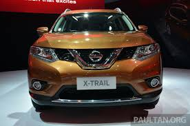 2015 nissan x trail launched iims 2014 new nissan x trail launched in indonesia image 274001