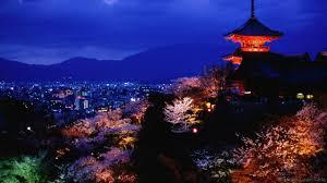 Best Night Lights Bbc Travel Where To Find Kyoto U0027s Glow