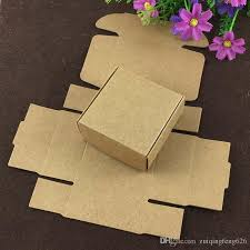 wholesale kraft gift boxes small packaging box paper gift craft