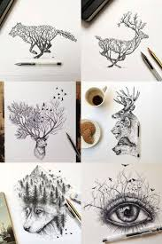 Drawing by Best 25 Tree Drawings Ideas On Pinterest Trees Drawing Tutorial