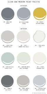 interior design ideas paint whole house color palette