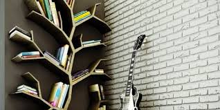 Creative Bookshelf Ideas Diy Decorations Creative Bookshelf Ideas For Reading Space Along