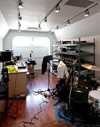 Music Studio Garage Interior Design Excellent Garage Interior