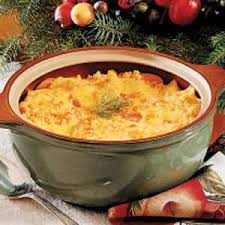 s carrot casserole recipe taste of home