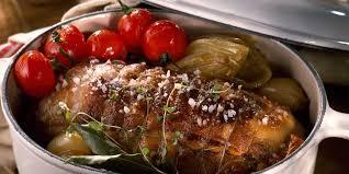 cuisiner le roti de veau rôti de veau cocotte facile recette sur cuisine actuelle