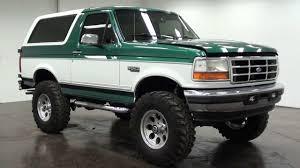 ford bronco 2017 4 door 1996 ford bronco partsopen
