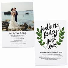 wedding announcement cards wedding invitations utah inspirational wedding invitation flat cards