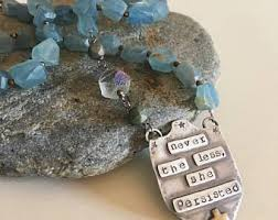 narrative jewelry by bagley by ninabagley on etsy