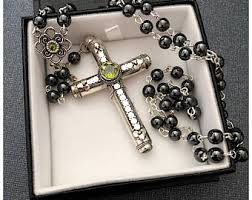 cruel intentions rosary stash necklace etsy