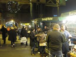 borough market inside the cheese chap 2011