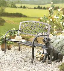 outdoor garden benches for sale wooden steel and iron