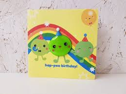 send a gift hap pea birthday card magnetic send a box give someone that