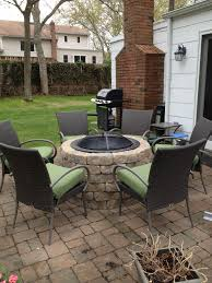 Wrought Iron Patio Chairs Costco Exterior Cozy Stone Flooring With Black Wrought Iron Lowes Patio