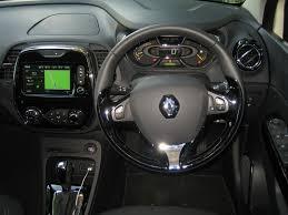 renault captur interior renault captur medianav dci 90 auto edc eco2