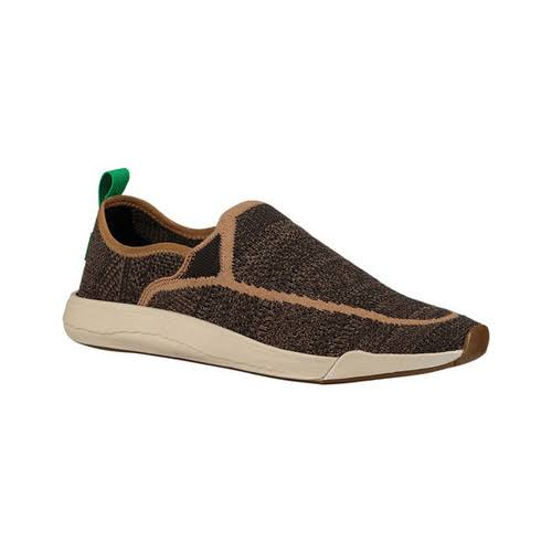 Sanuk Chiba Quest Knit Slip On Sneaker, Adult,