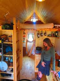 Tiny Homes California by Relaxshacks Com Hangin U0027 At Ella Jenkins Tiny House In California