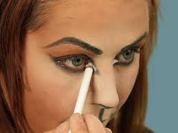 eye makeup ideas for cat costume makeup vidalondon