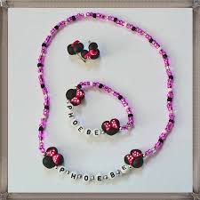 Personalized Kids Jewelry 51 Best Jewelry For Kids Images On Pinterest Jewelry Making