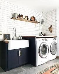 laundry in bathroom ideas 14 basement laundry room ideas for small space makeovers