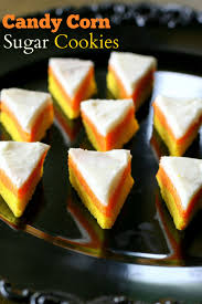 candy corn sugar cookies the who ate everything