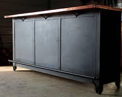 Metal Bar Cabinet Bar Cabinet Etsy