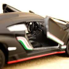 Lamborghini Veneno Matte Black - abracadabra in bangalow product details
