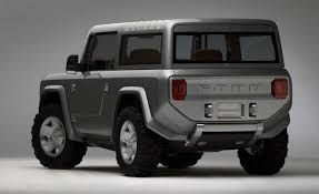 ford jeep 2015 if ford brings back the bronco could it be the only vehicle to