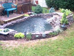 Pictures Of Backyard Waterfalls by The Pond Guy Inc Pond U0026 Waterfall Design And Installation