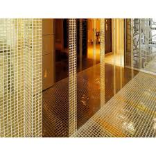TST Ceramic Mosaics Golde Bread Design Kitchen Bath Background - Porcelain backsplash
