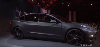 tesla model 3 range price and delivery carblog buzz