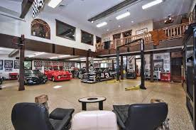 Garag by Garage Man Cave Goals Take A Look At These Glorious Garages