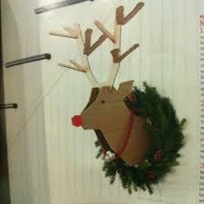 goodhousekeeping com cardboard reindeer template at goodhousekeeping com nordic noel
